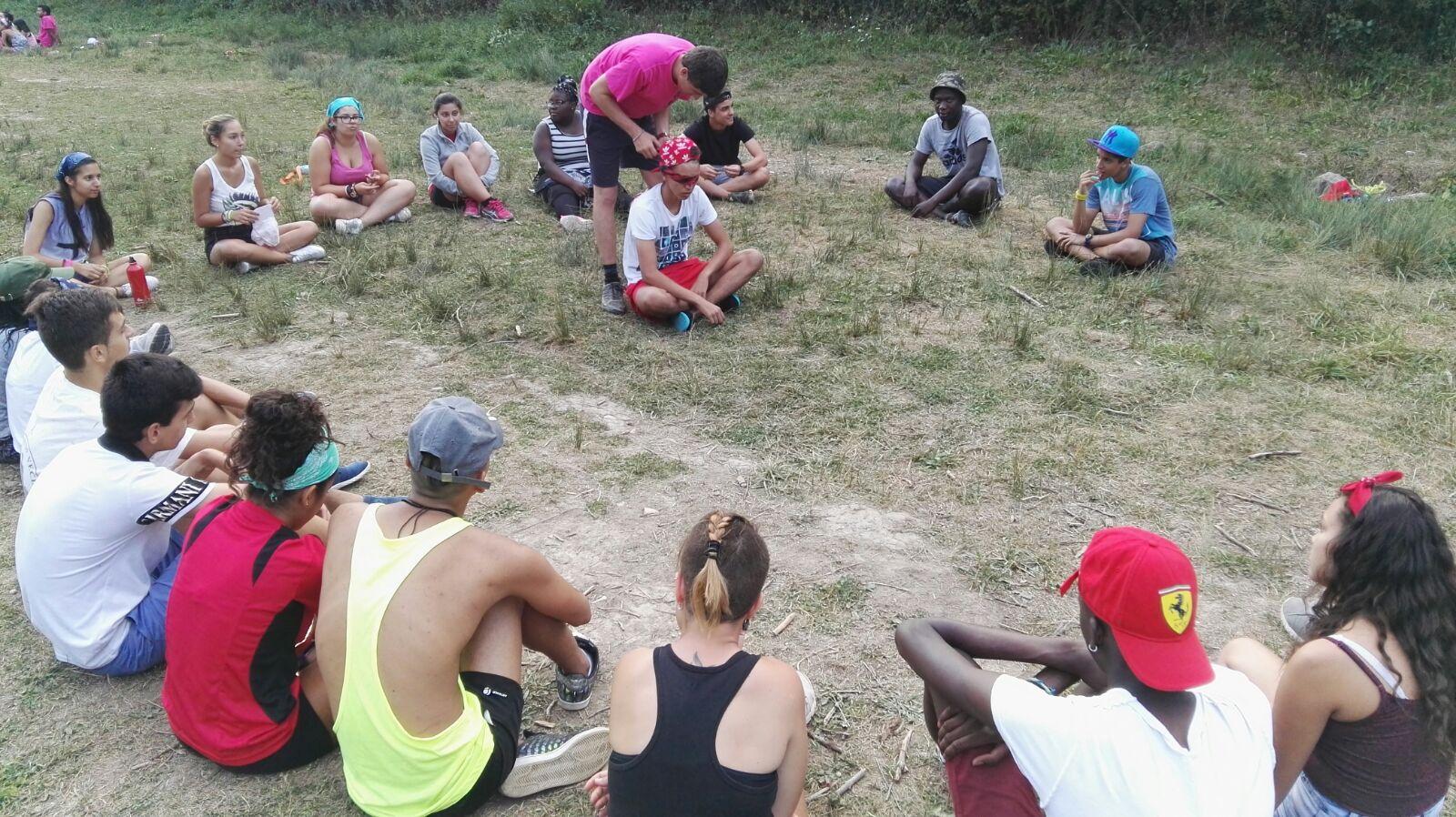 CaMPaMeNTo CHeSo: Primer día en Cheso