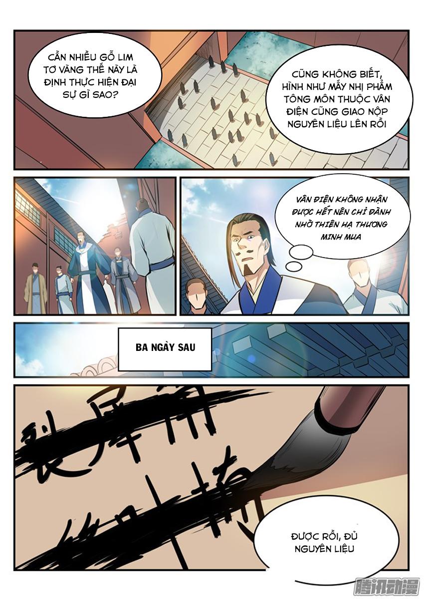Bách Luyện Thành Thần Chapter 194 trang 5 - CungDocTruyen.com
