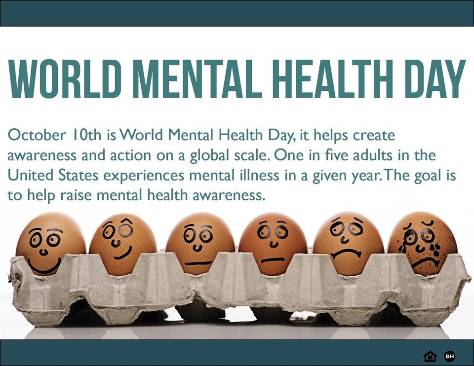 World Mental Health Day Wishes Awesome Images, Pictures, Photos, Wallpapers