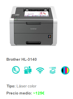 Brother HL-3140