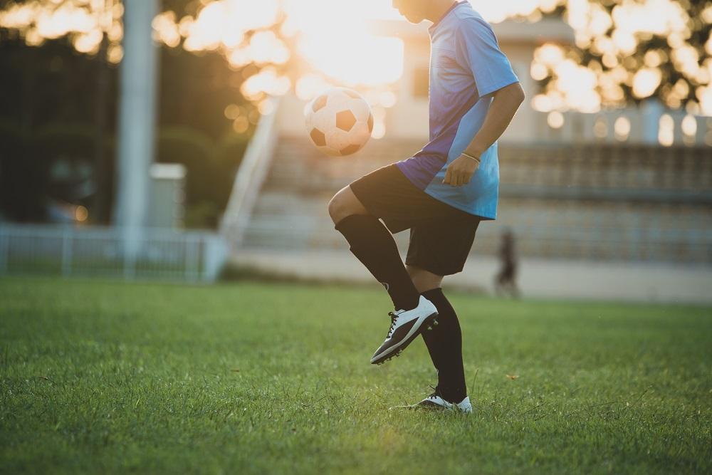 preparar seu filho para ser jogador de futebol