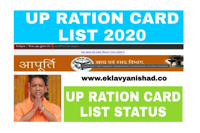 UP-Ration-Card-List