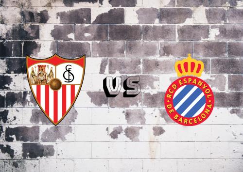 Sevilla vs Espanyol  Resumen