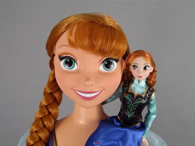 My Size Anna doll