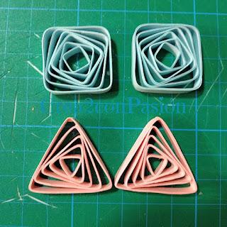 Tutorial-quilling-bisutería-pendientes-de-formas-geométricas-rosa-azul-Crea2-con-Pasión