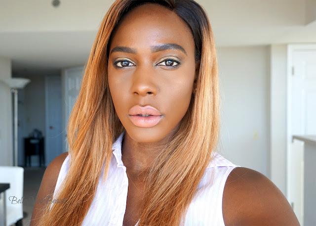 Balmain x L'Oreal Lipstick Confession | bellanoirbeauty.com