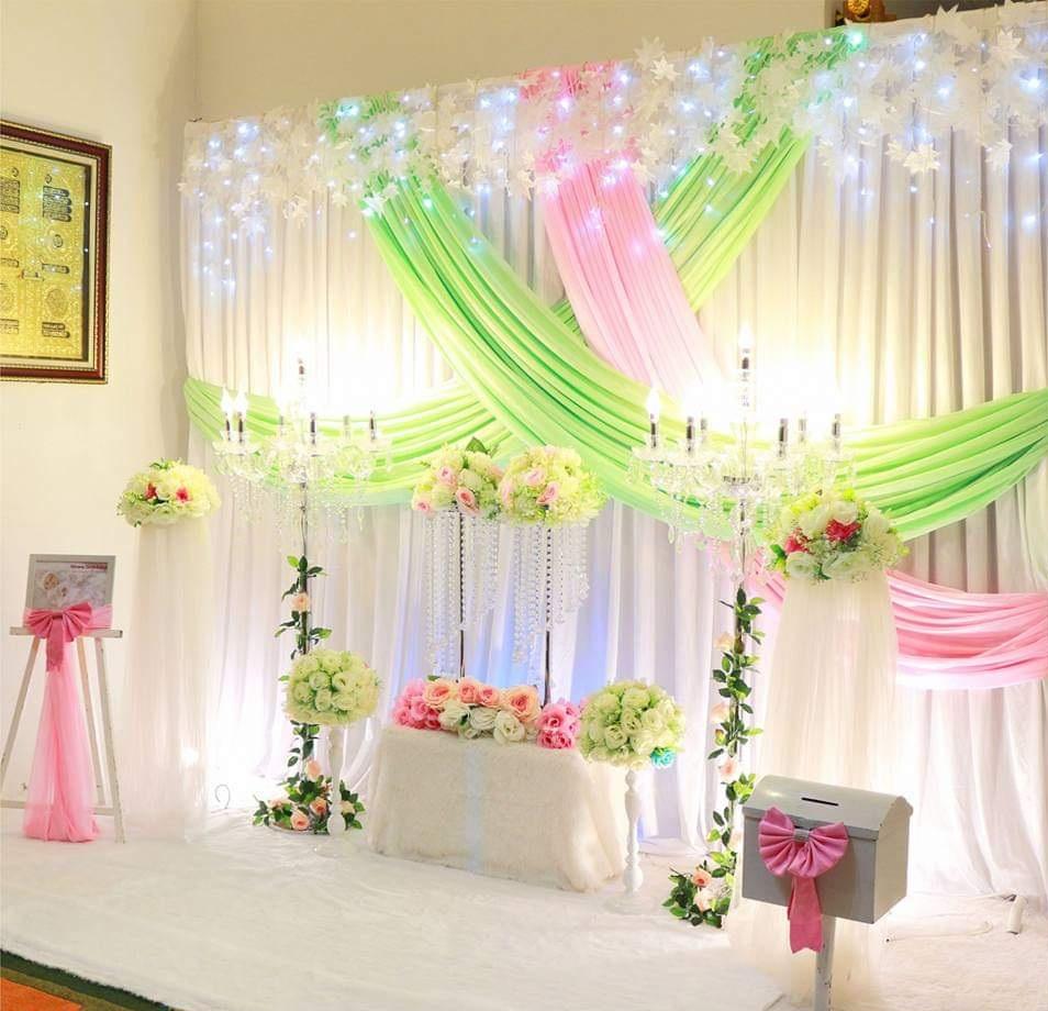 Jasa Vendor Dekorasi Bunga Pelaminan 027