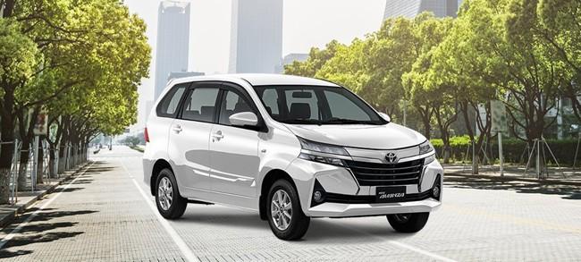 Harga Mobil Baru Toyota Avanza