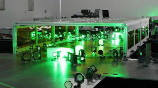 CHINA is building a laser, 10 trillion times more powerful than the sun