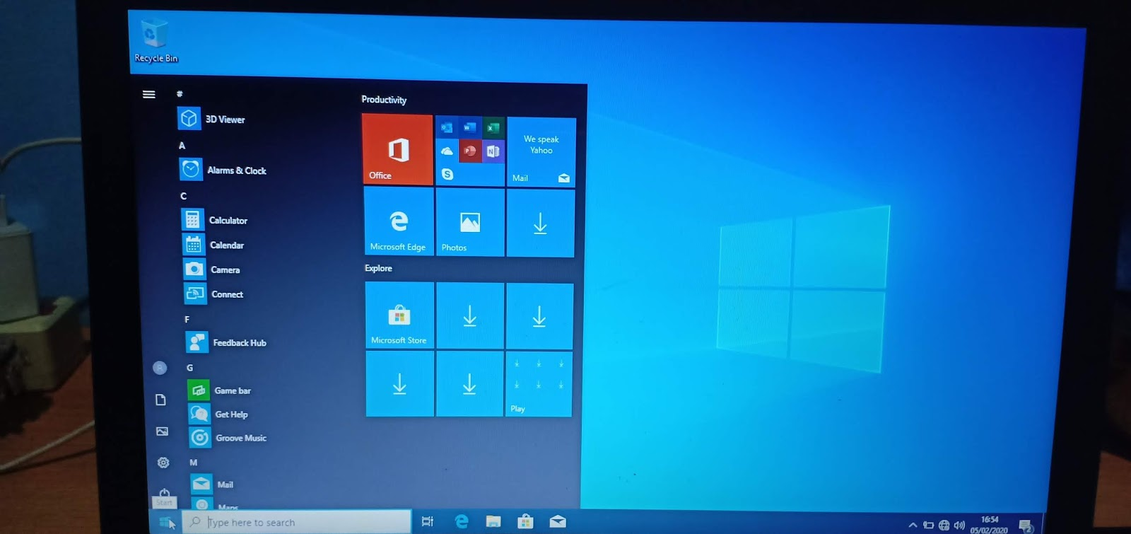 Windows 10 Update Terbaru