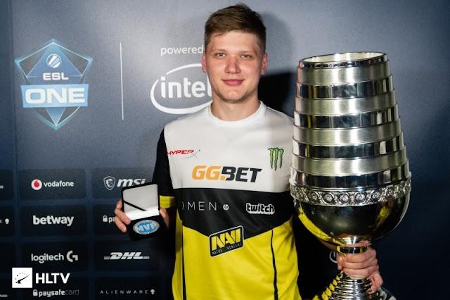 ムービー:S1MPLE - MVP OF ESL One Cologne 2018