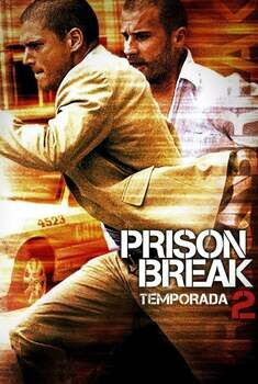 Prison Break 2ª Temporada Torrent - WEB-DL 720p Dual Áudio