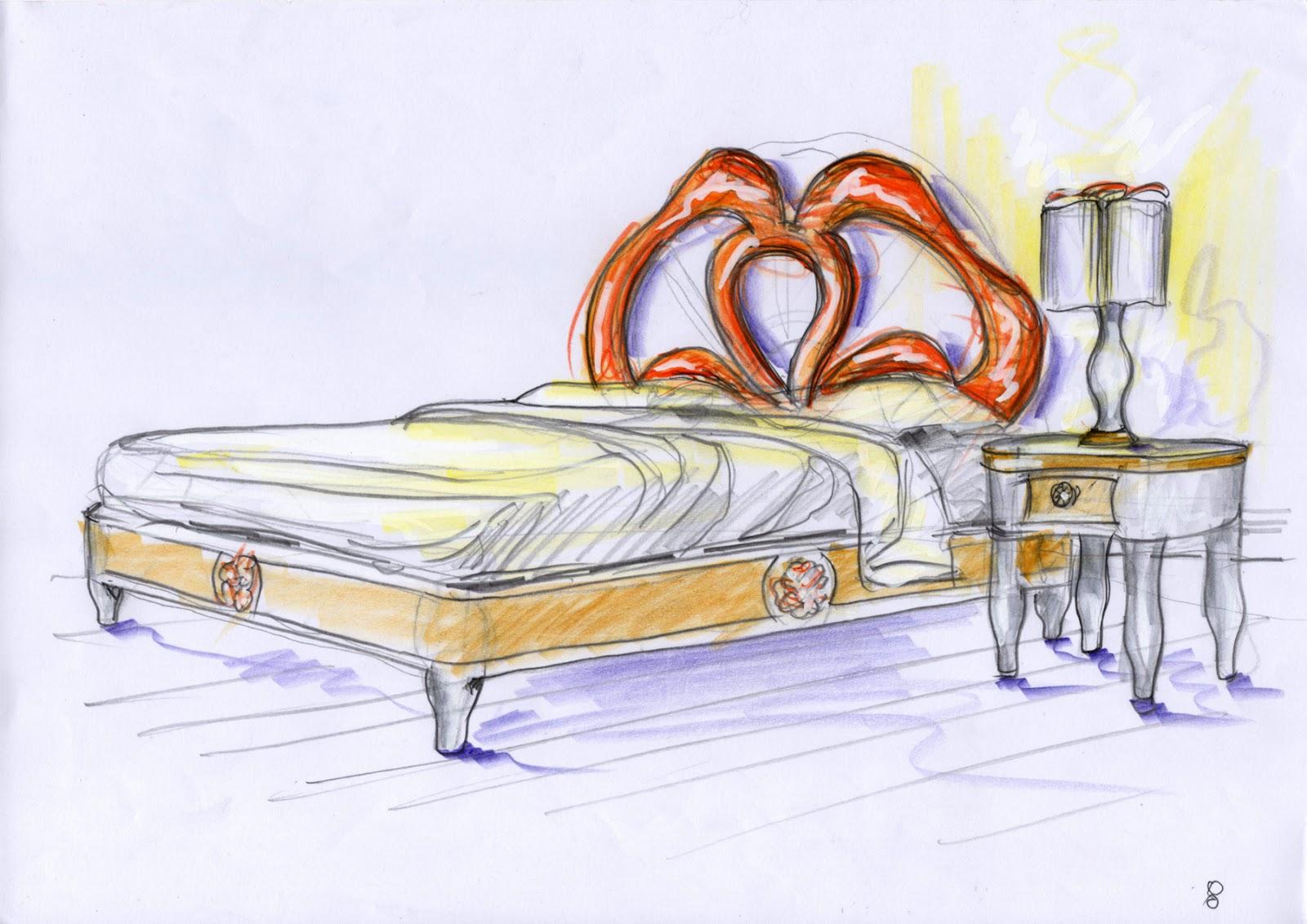 Vent 39 anni di disegni dell 39 arch antonio saporito dicembre for Mobili stilizzati