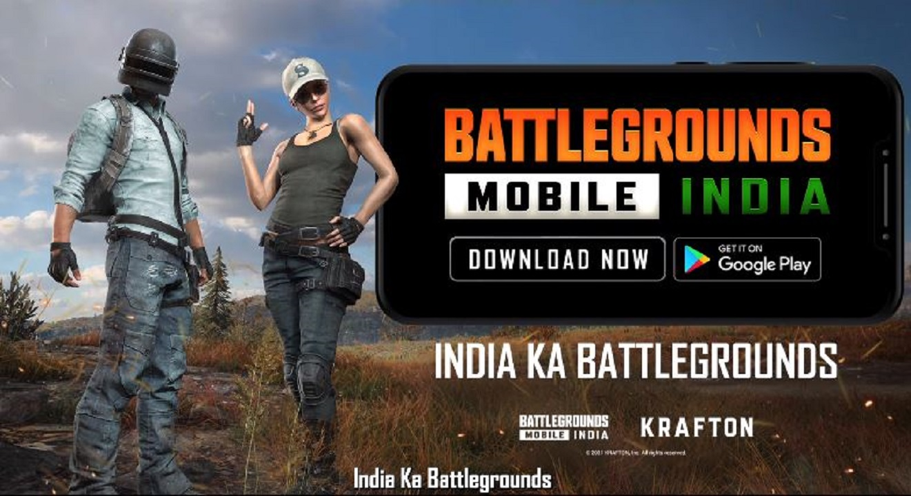 Battlegrounds Mobile India Officially Launched on Google Play Store : Download Now