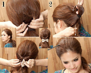 New Casual Eid Hairstyles For Girls
