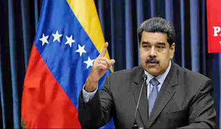 Venezuela's Nicolas Maduro And Juan Guaido Agree To Cooperate In Virus Fight