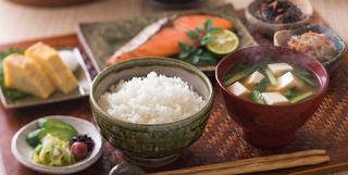 4. Masakan Jepang Disajikan dengan Porsi Kecil