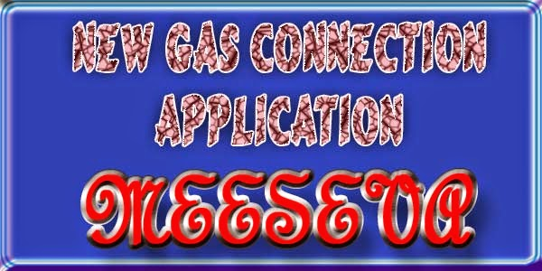 New Gas Connection Application Apply on Meeseva