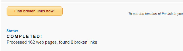 2 Cara Memperbaiki Link Rusak atau 404 di Blog dan Website