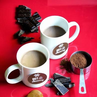 Recette Chocolat Chaud au Caramel Beurre Salé