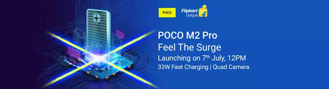 POCO M2 PRO | Specification, Price and Launching on 7 July