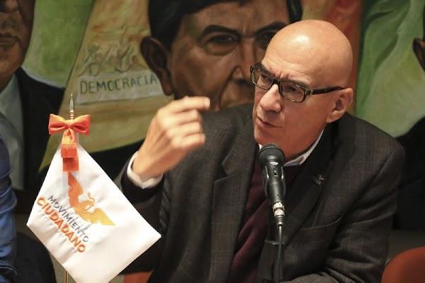 Movimiento Ciudadano no brindará apoyo a AMLO en 2018, se la jugará con PRD-PAN