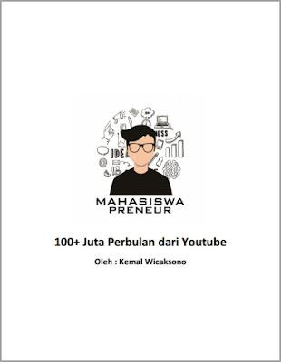 ebook bagaimana cara mendapatkan 100 juta dari youtube