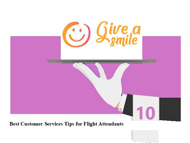 10 Best Customer Services Tips for Flight Attendants