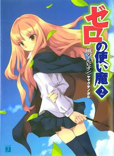 Download Zero no Tsukaima Volume 02