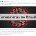 Coronavírus: Brasil supera a China em números de mortes