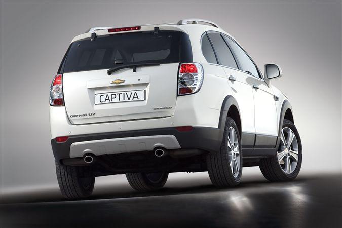 Jeepler Chevrolet Captiva 2013. Yeni jenerasyon otomobillere genel bakış 10