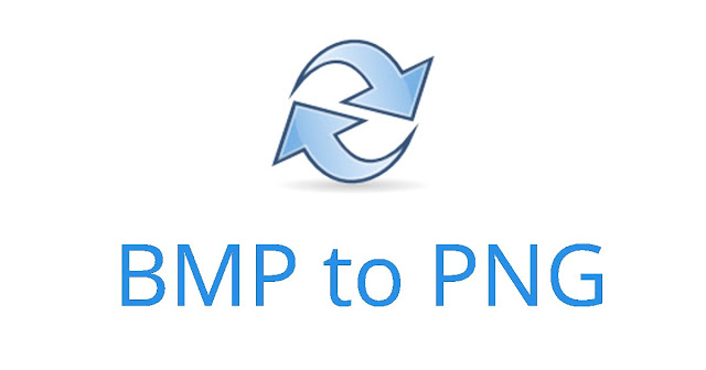 Convert BMP to PNG