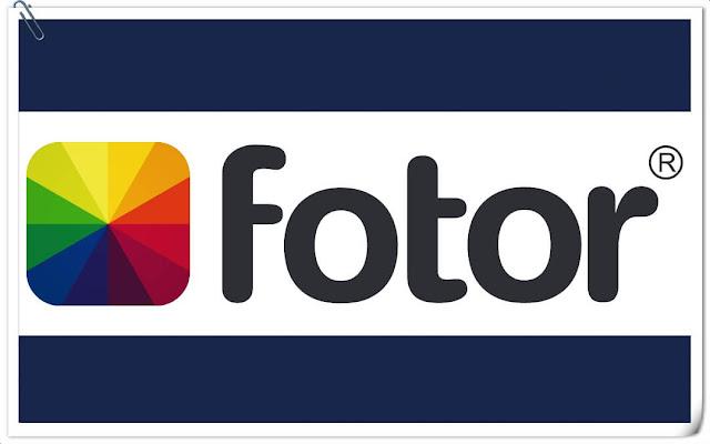 شرح موقع fotor عمل سيرة ذاتية إحترافية تصميم شعارات غلاف فيسبوك وقناة يوتيوب
