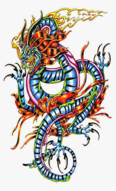 latest special dragon tattoo best and popular
