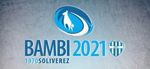 Fixture del Bambi Solivérez 2021
