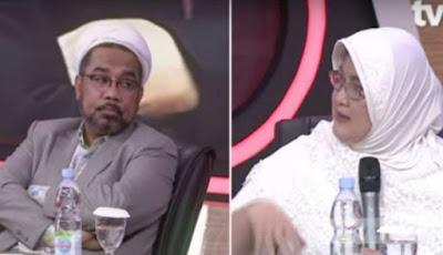 Ngabalin vs Dr Erlina
