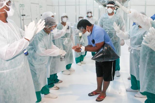 Brasil já soma mais de 4,9 milhões de recuperados da Covid-19