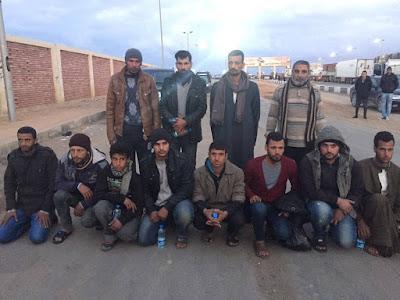 نجاح جهود القوات المسلحة فى الإفراج عن المختطفين المصريين بليبيا