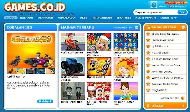 games.co.id menyediakan berbagai judul game dengan banyak genre