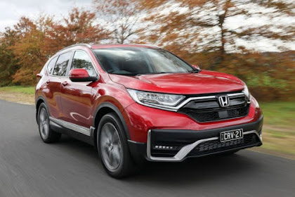 2021 Honda CR-V Review, Specs, Price