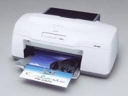 Epson Colorio PM-G820ドライバーダウンロード