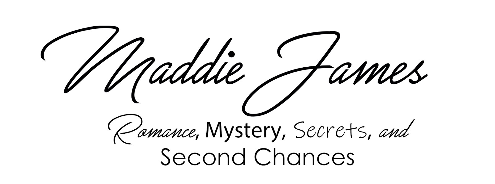 Bestselling Author, Maddie James