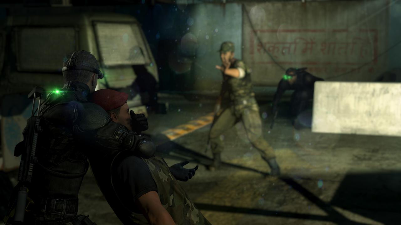 Splinter Cell Blacklist New Game