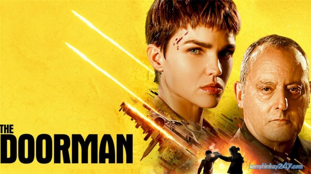 http://xemphimhay247.com - Xem phim hay 247 - Người Gác Cửa (2020) - The Doorman (2020)