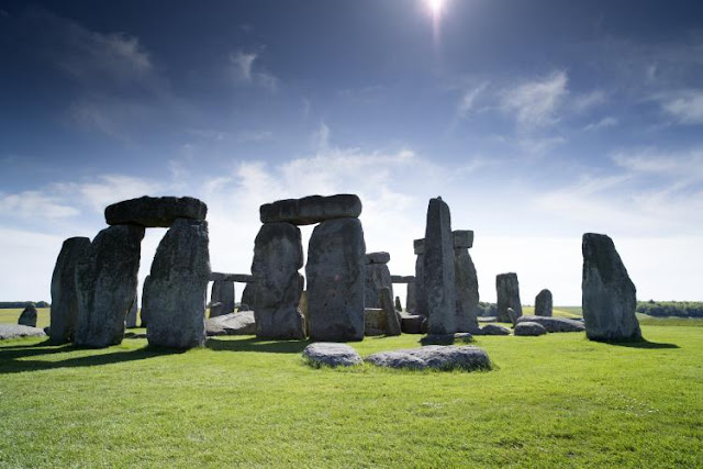 June Solstice-Longest and Shortest Day of the Year