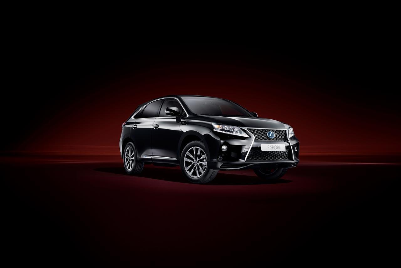 2013 lexus rx 450h f sport auto cars concept. Black Bedroom Furniture Sets. Home Design Ideas
