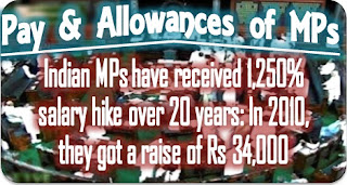 pay-allownaces-of-indian-mp