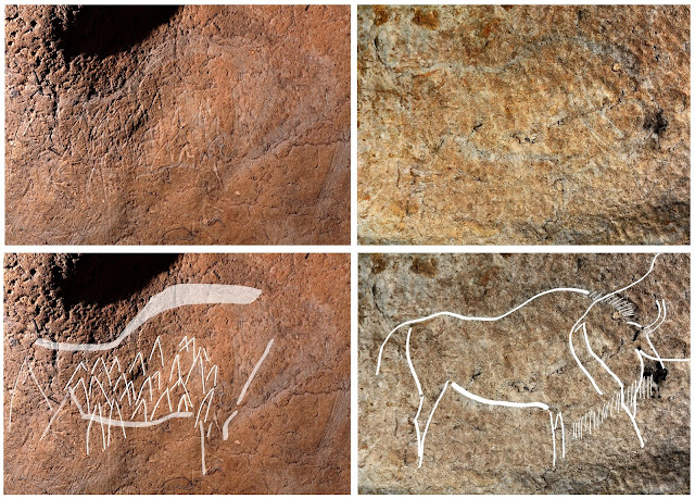 14,500-year-old cave paintings discovered in Spain