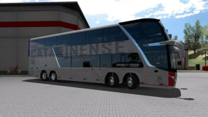 Volvo Modasa Zeus 3 8×2 Bus