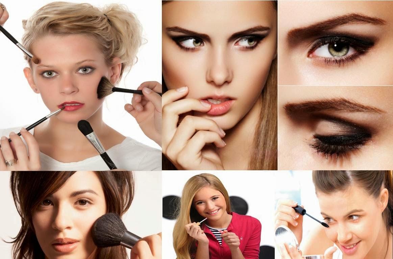 Teen makeup